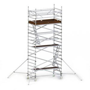 Torres de Aluminio y Escaleras
