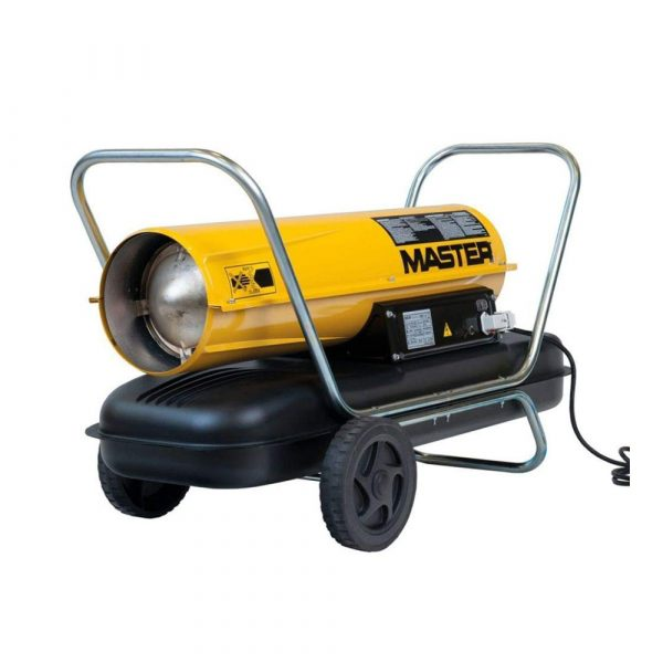 Generadores de aire caliente MASTER B150